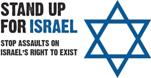 Stand Up for Israel. Stop Assaults on Israel's Right to Exist